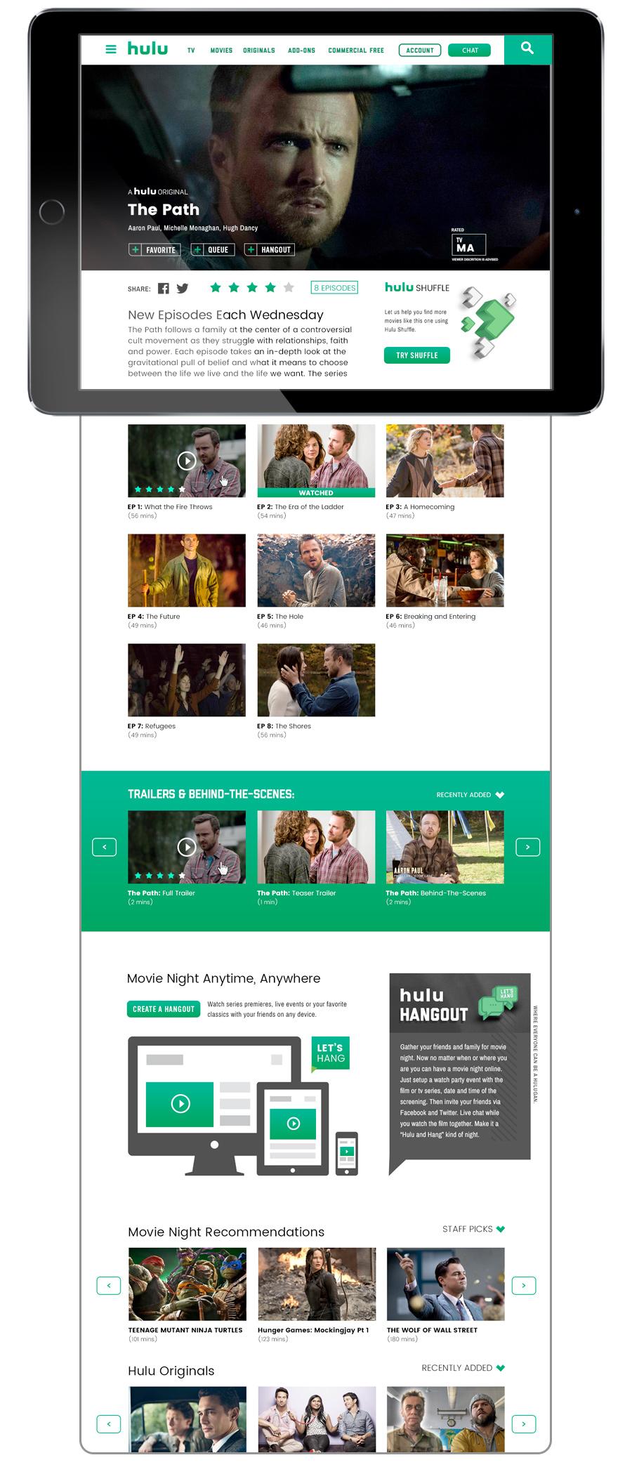 Hulu – KC CANTON