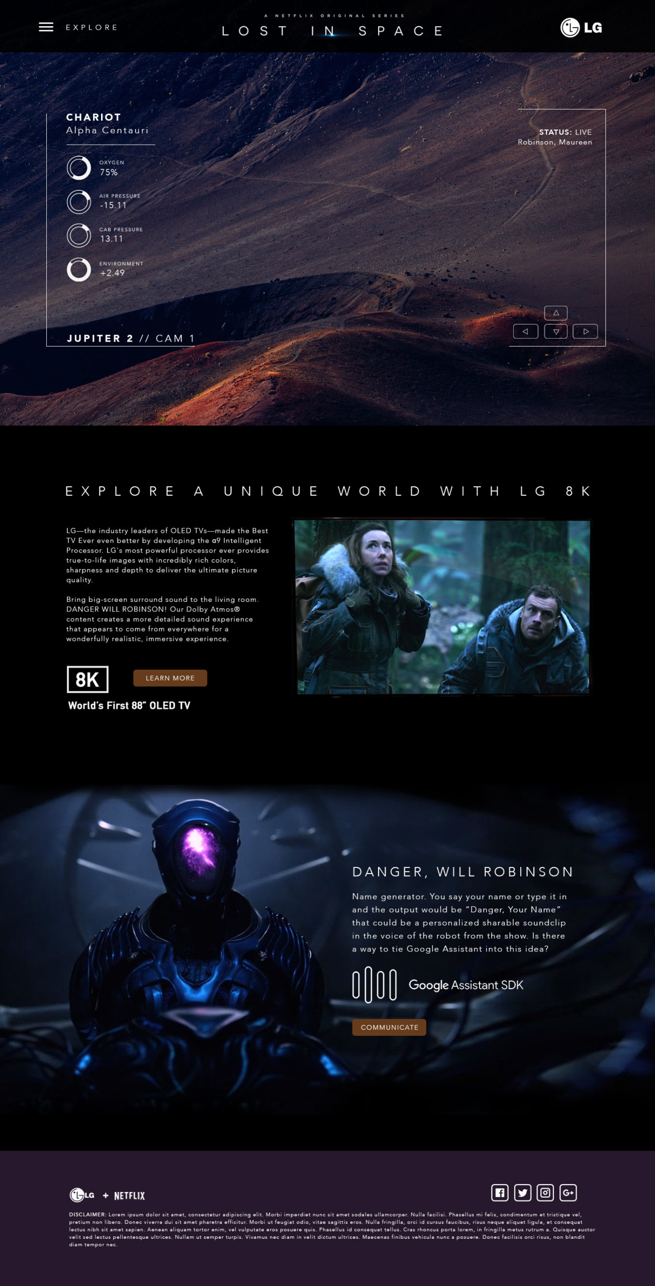 Lost_In_Space_microsite_interface
