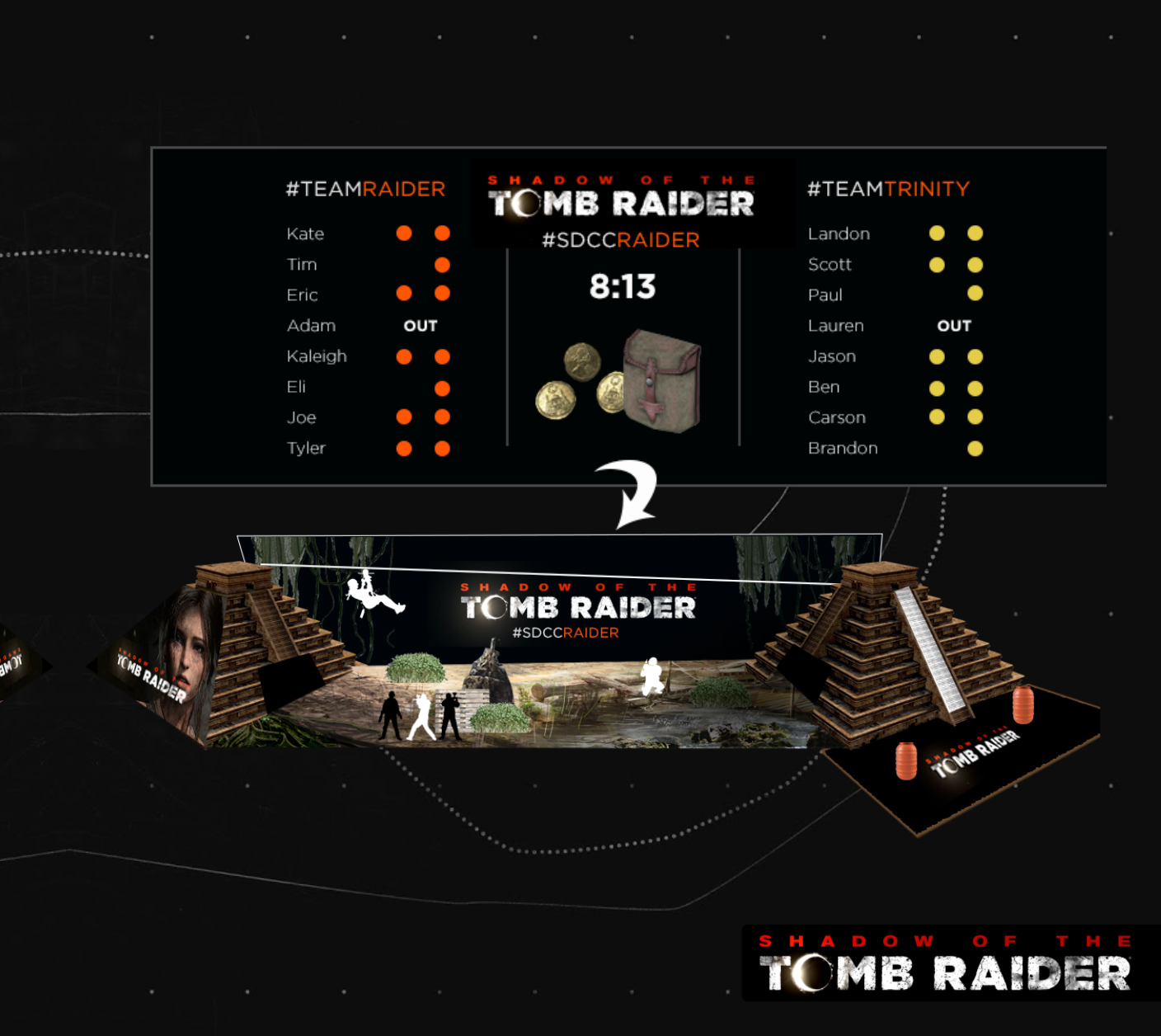 tomb_raider_activation_sdcc_scoreboard